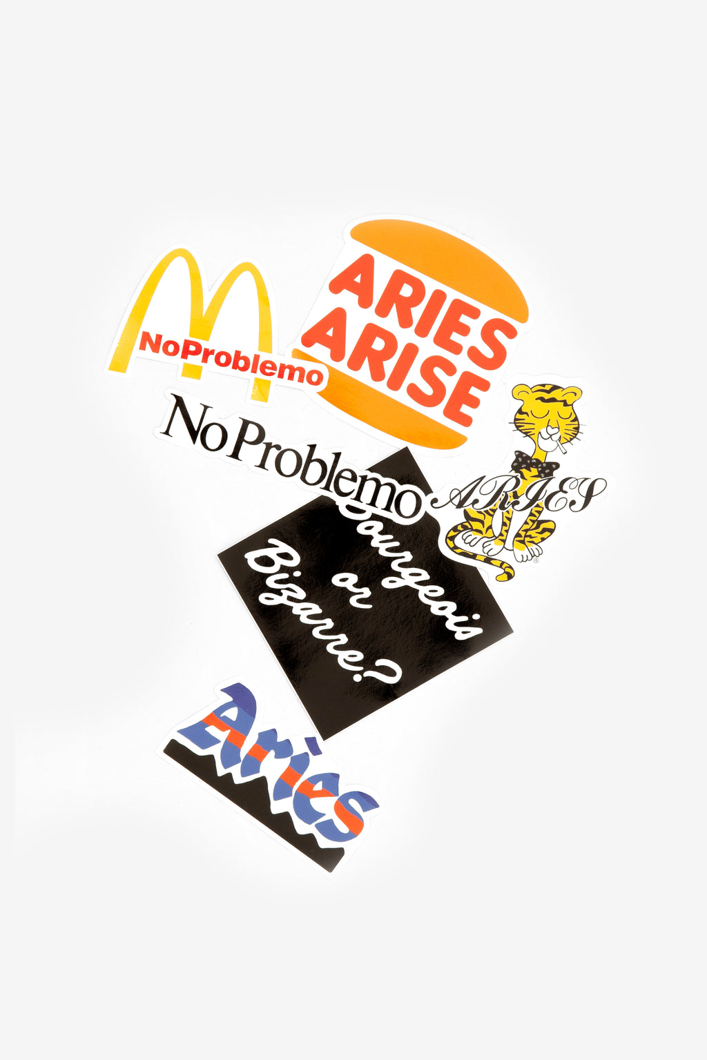 Aries Sticker Pack