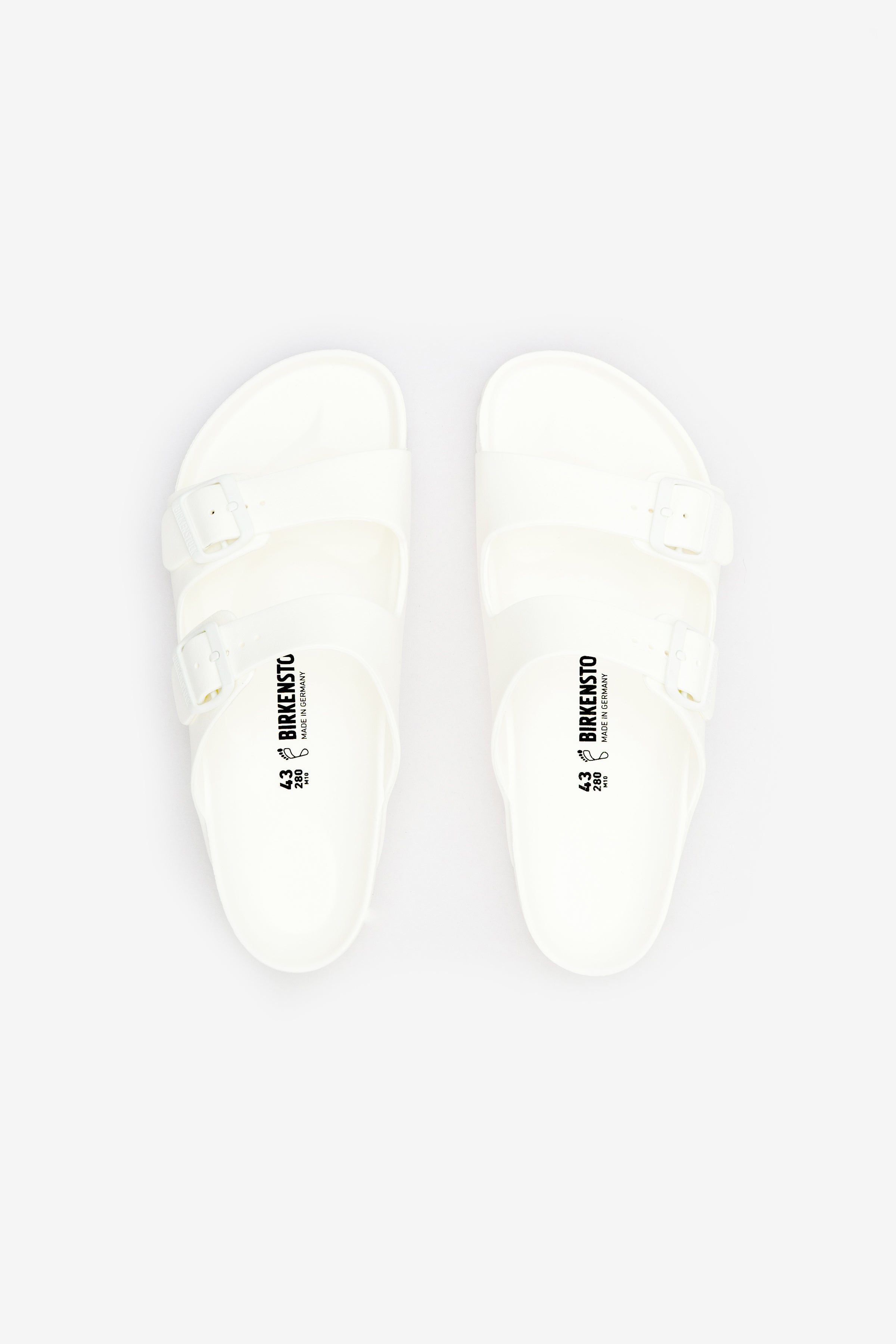 Birkenstock EVA Arizona White