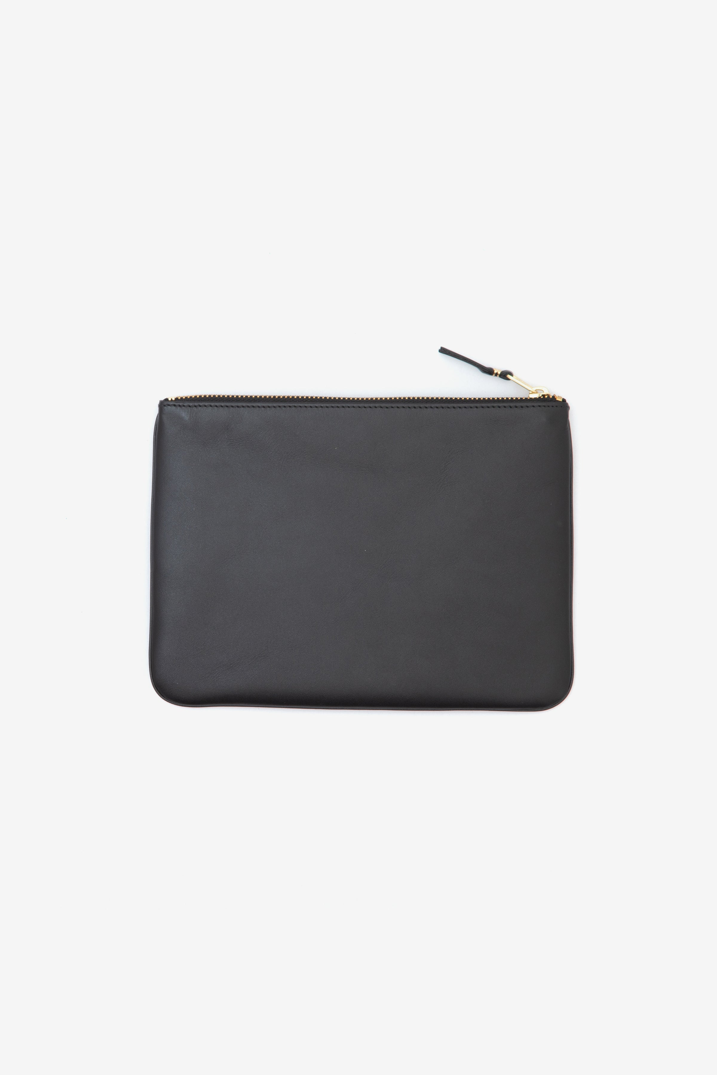 Comme Des Garcons Wallet Classic Leather Black 215mm x 160mm