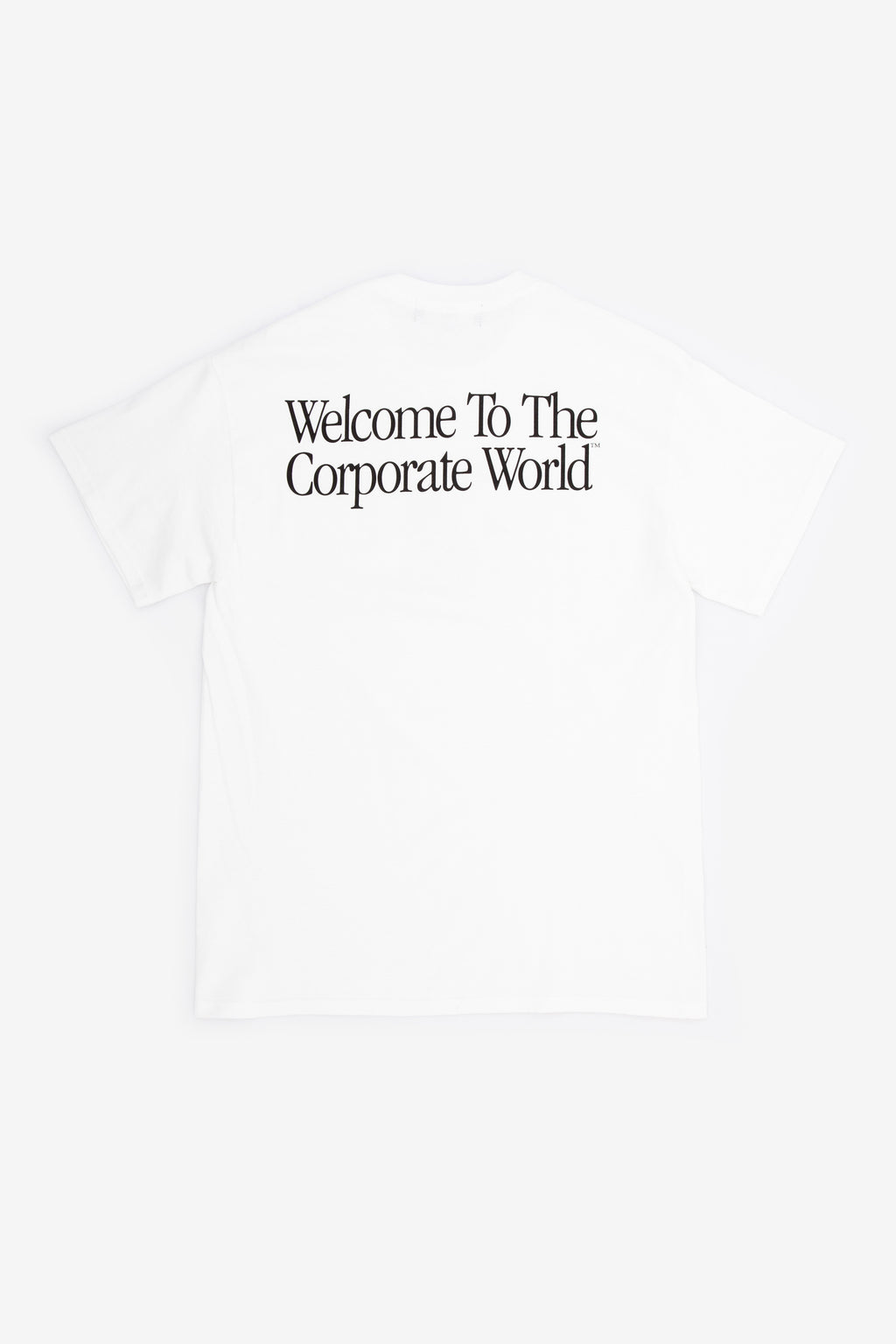 Junior Executive Corporate Mushroom Tee