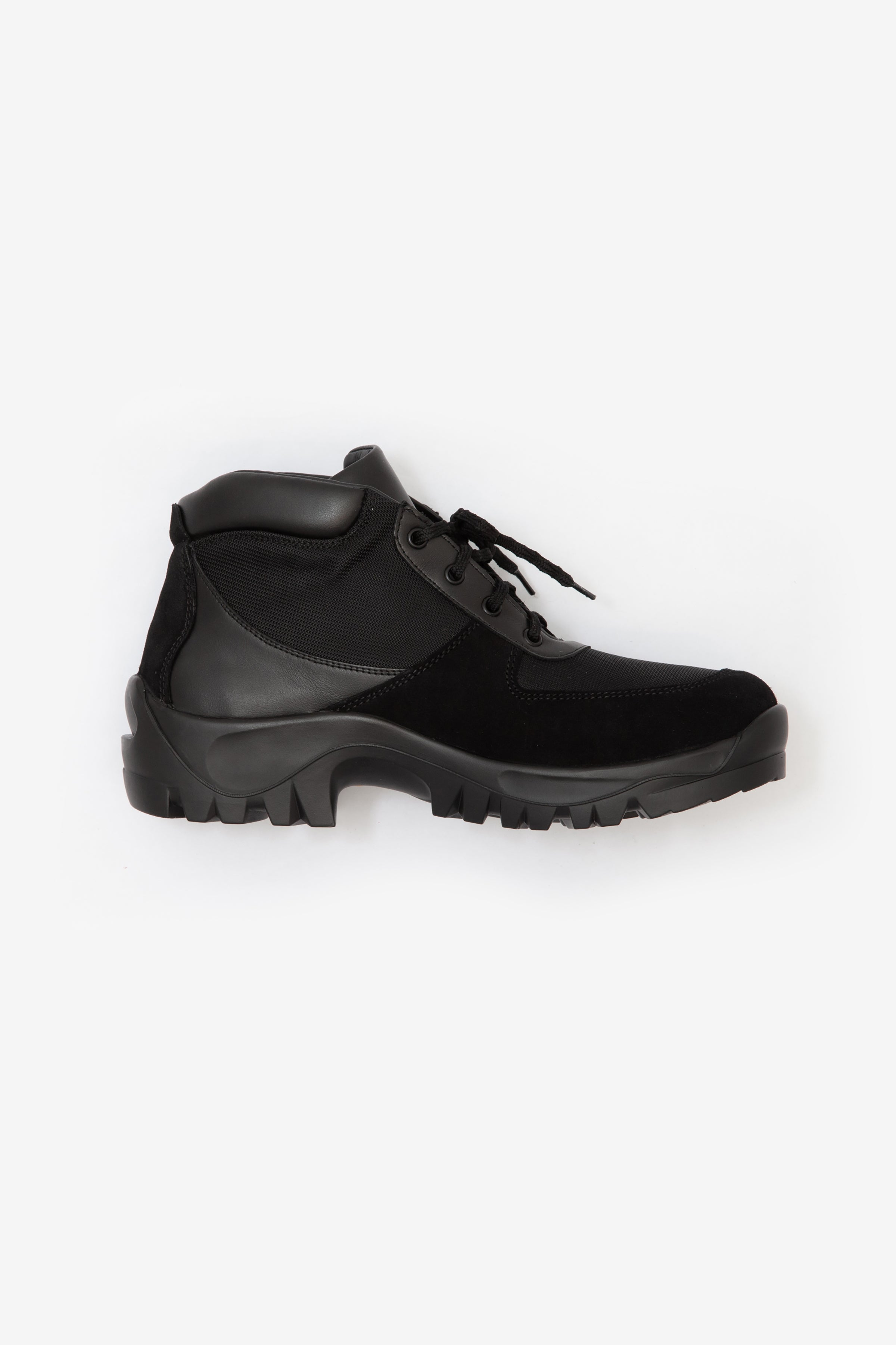 Our Legacy Nebula Boot Black Suede
