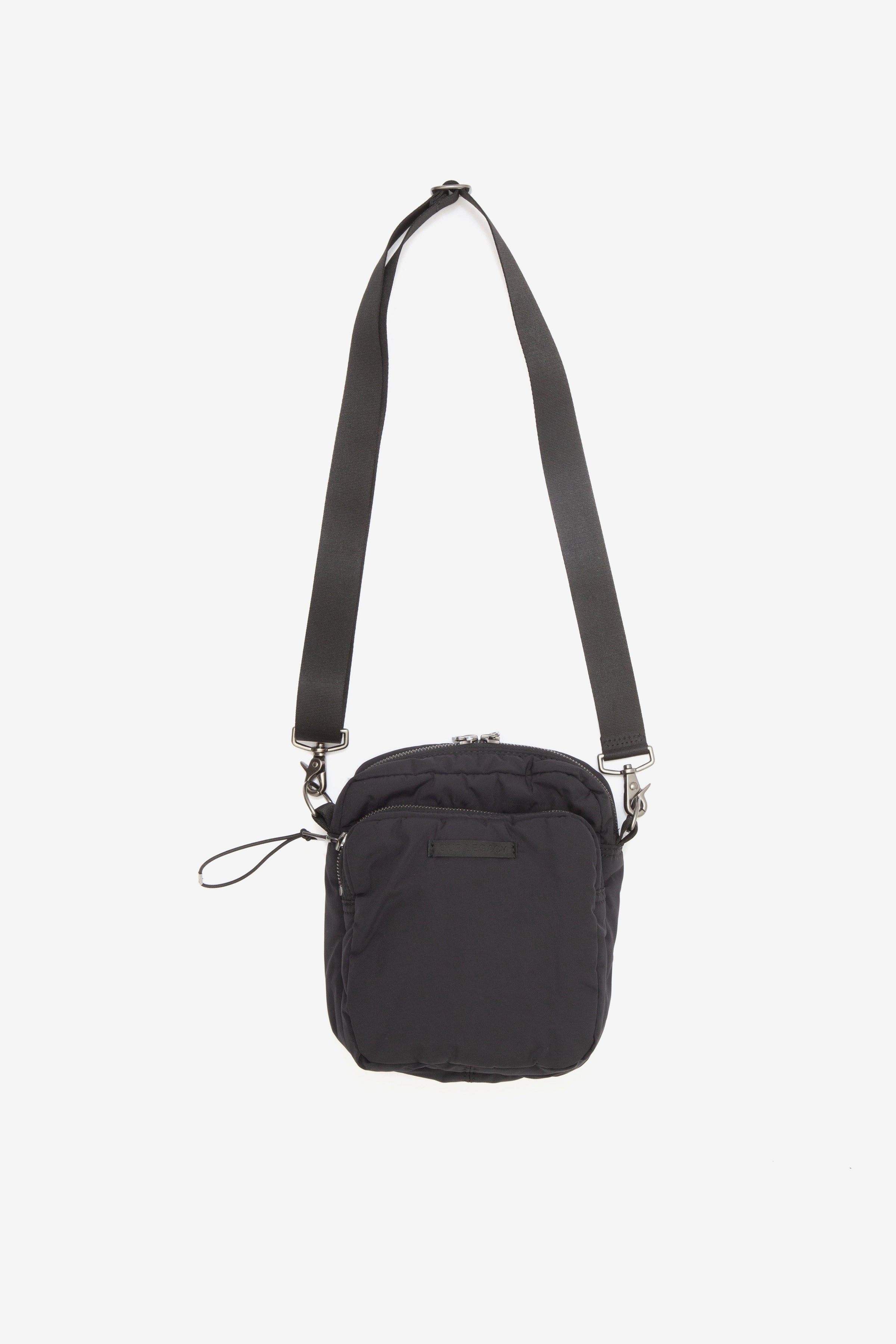 Our Legacy Valve Cross Body Black