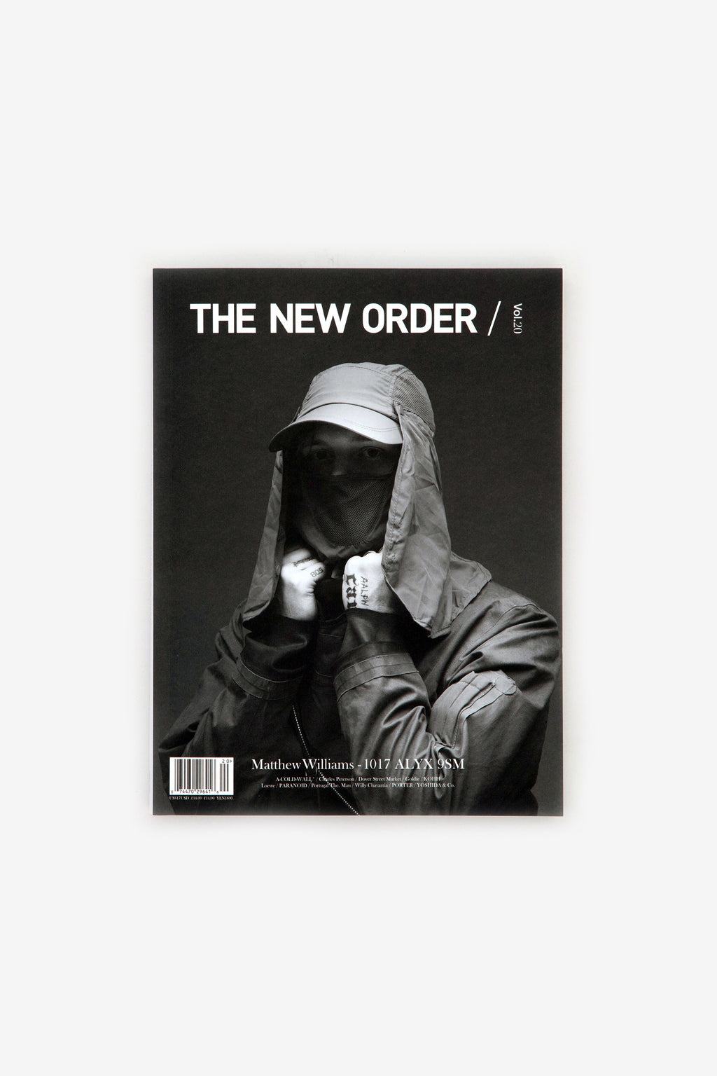 The New Order Vol.20