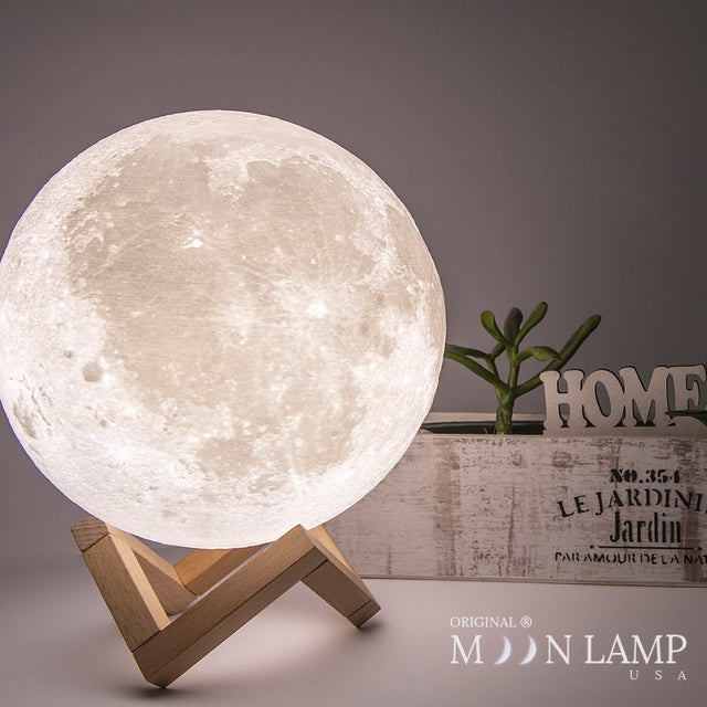 Authorized Distributor For North America Original Moon Lamps Usa