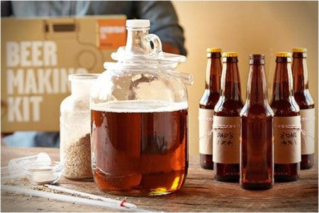 How to start brewing beer at home