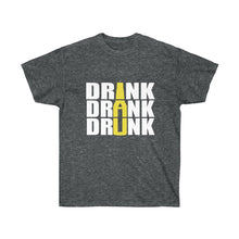 Load image into Gallery viewer, Drink Drank Drunk T-shirt