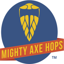 Load image into Gallery viewer, Censored - Mighty Axe Hops 2019 - 250 Grams