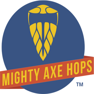 "5 Kg ""Censored"" Mighty Axe Hops - crop. 2019"