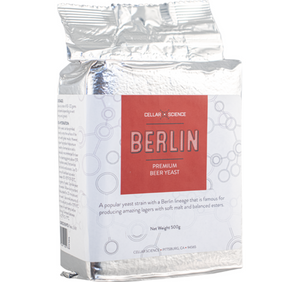 Cellar Science Berlin - 500 gr Dry Yeast