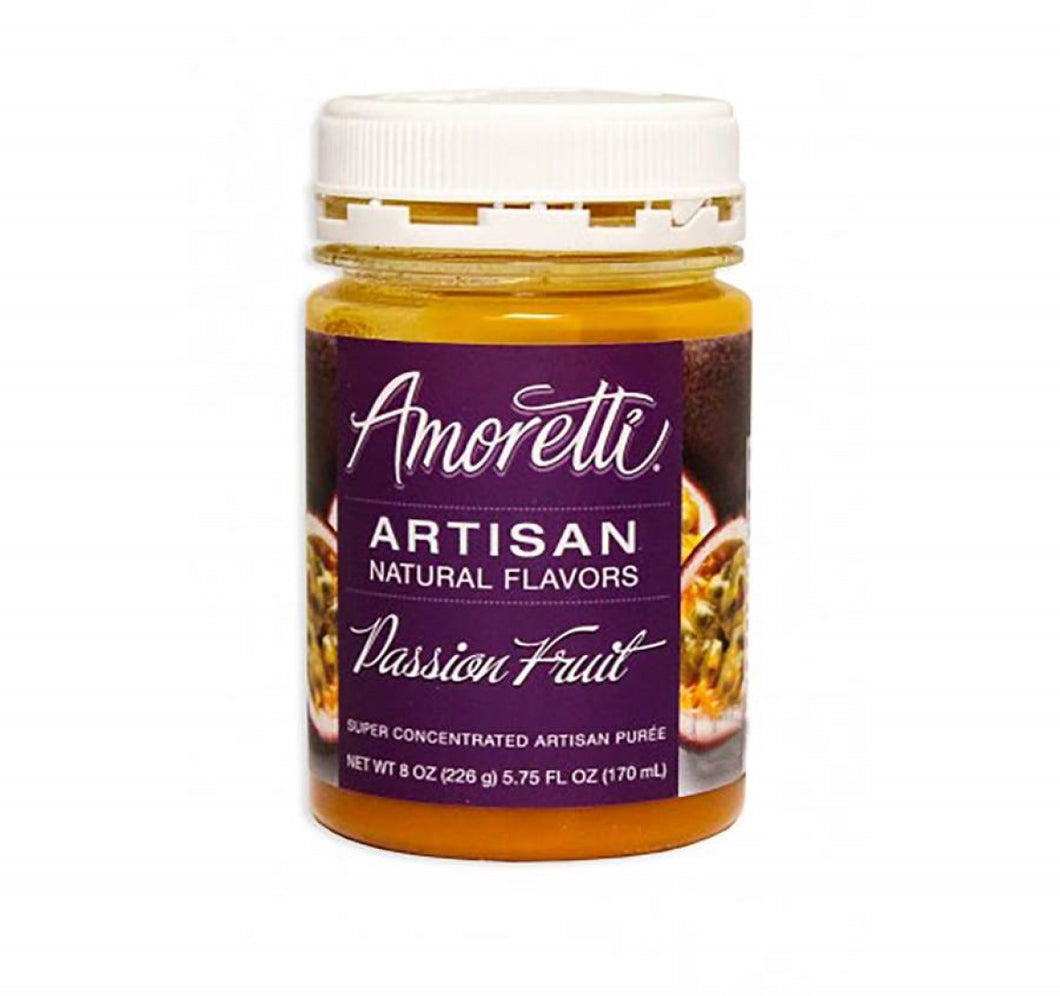 Amoretti Natural Artisan Flavor - Passion Fruit - 113 Gr
