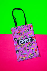TOTEBAG POWERPUFF GIRLS