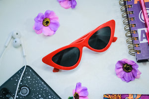LENTES - ANGELICA RED