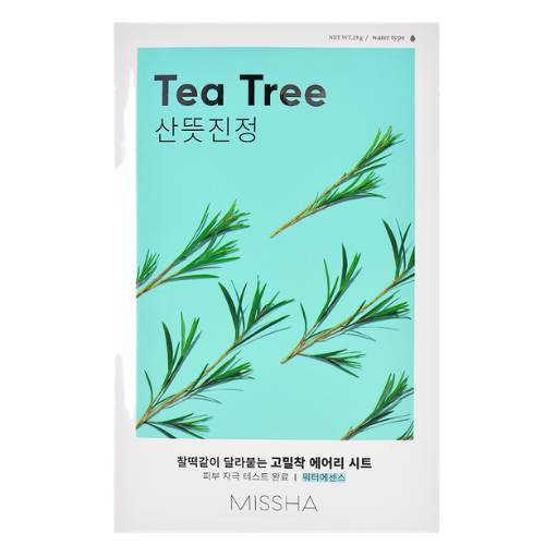 Air Fit Sheet Mask - Tea Tree