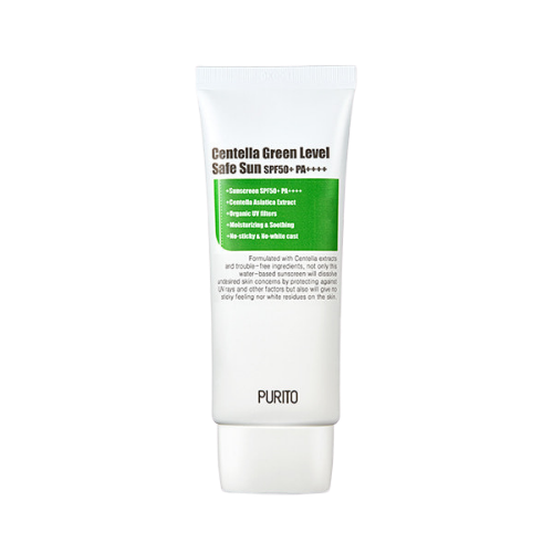 Centella Green Level Safe Sun SPF50+ PA++++ 60ml