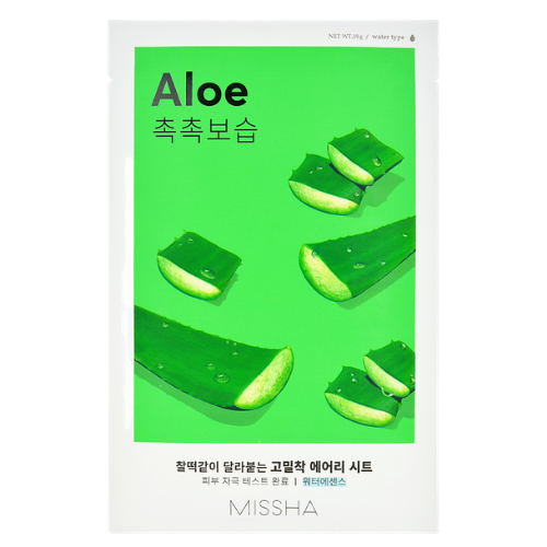 Air Fit Sheet Mask - Aloe