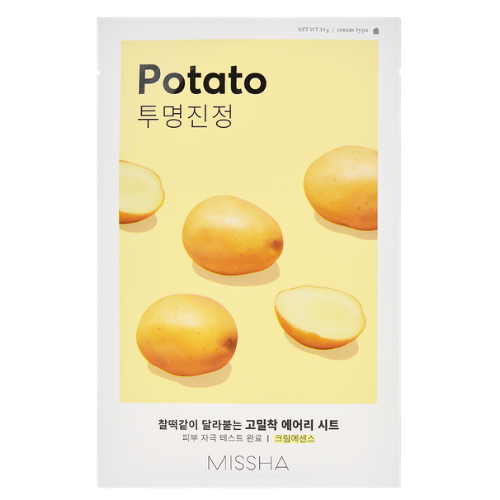 Air Fit Sheet Mask - Potato