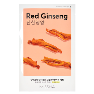 Air Fit Sheet Mask - Red Ginseng
