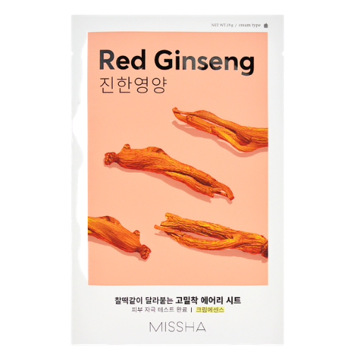 Air Fit Sheet Mask - Rode Ginseng