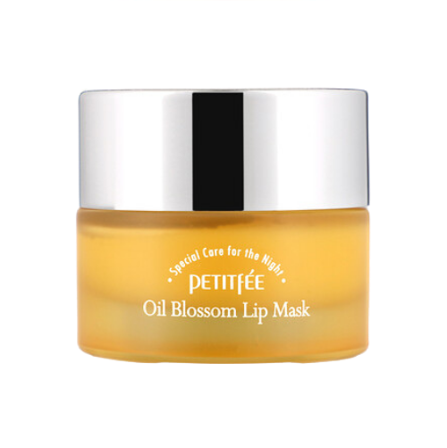 Oil Blossom Lip Mask (Brightening) - Sea Buckthorn Oil