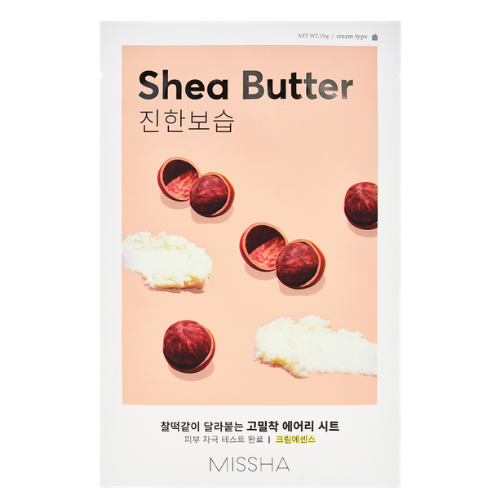 Air Fit Sheet Mask - Shea Butter