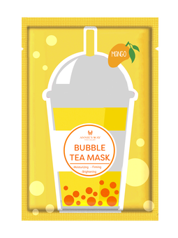Mango Bubble Tea Mask