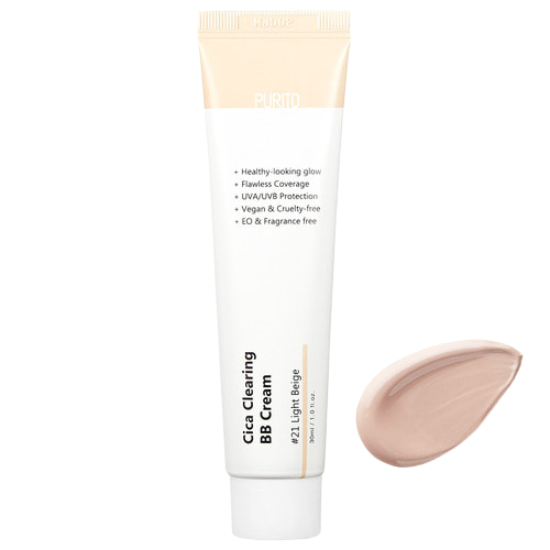 Cica Clearing BB Cream #21 Light Beige