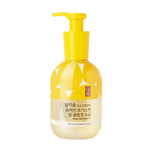 Fresh Moisture Deep Cleansing Oil 200ml