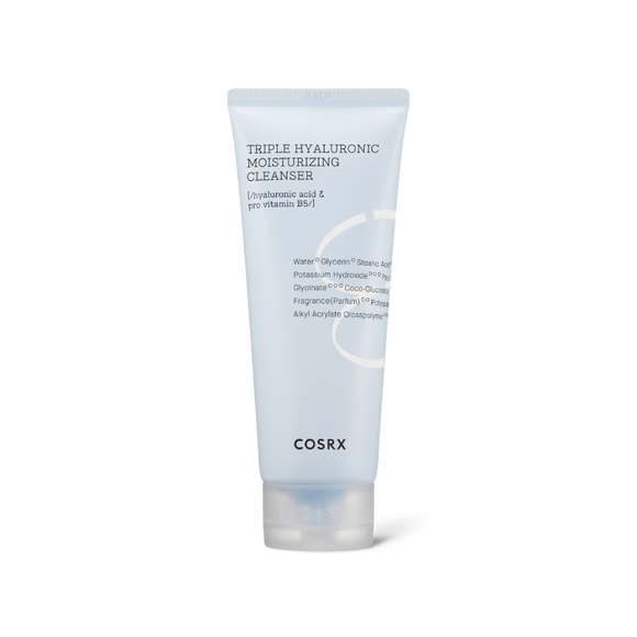 Hydrium Triple Hyaluronic Moisturizing Cleanser