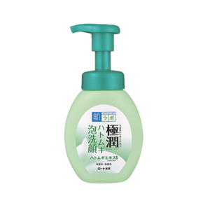 Gokujyun Hatomugi Foaming Face Wash 160ml