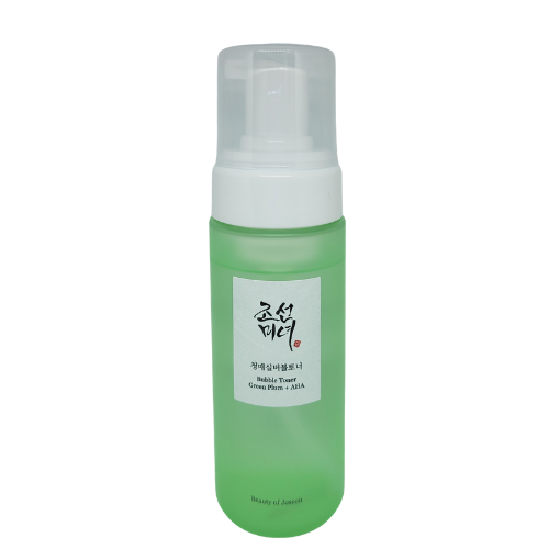 Green Plum AHA Bubble Toner 150ml