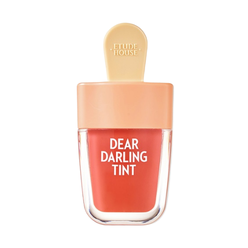 Dear Darling Water Gel Tint Ice Cream - Apricot Red