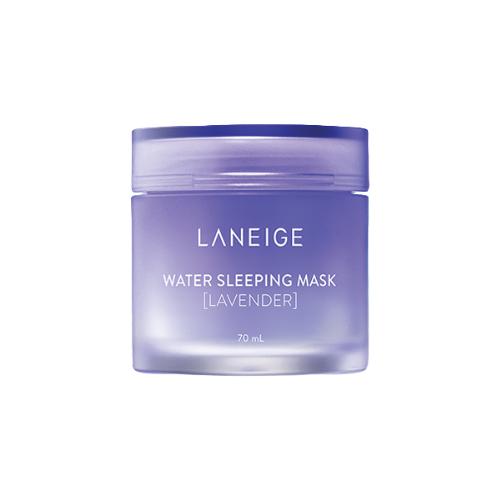 Water Sleeping Mask - Lavender