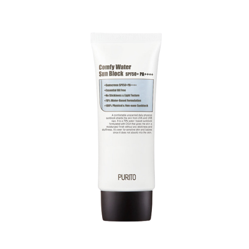 Comfy Water Sun Block SPF50+ PA++++60ml