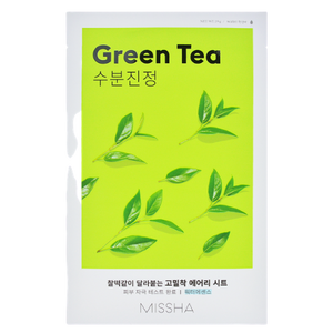 Air Fit Sheet Mask - Green Tea