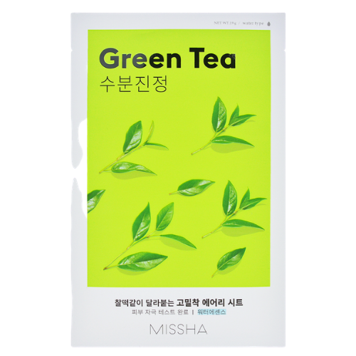 Air Fit Sheet Mask - Groene Thee