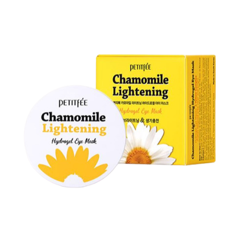 Chamomile Lightening Hydrogel Eye Mask 60pcs