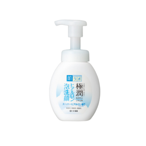 Gokujyun Foaming Face Wash 160ml