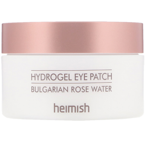 Heimish Bulgarian Rose Water Hydrogel Oogkompres