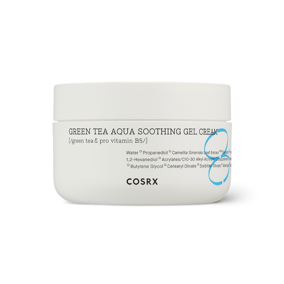 Hydrium Green Tea Aqua Soothing Gel Cream 50ml