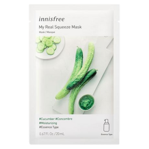 My Real Squeeze Mask - Cucumber