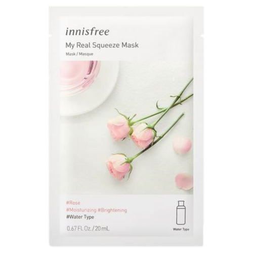 My Real Squeeze Mask - Rose