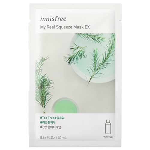 My Real Squeeze Mask - Tea Tree