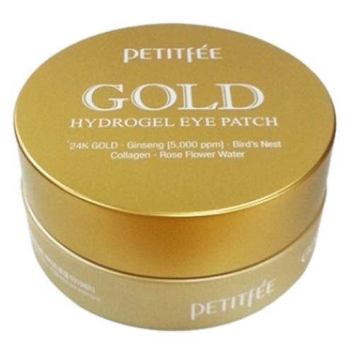 Gold Hydrogel Eye Patch 60pc
