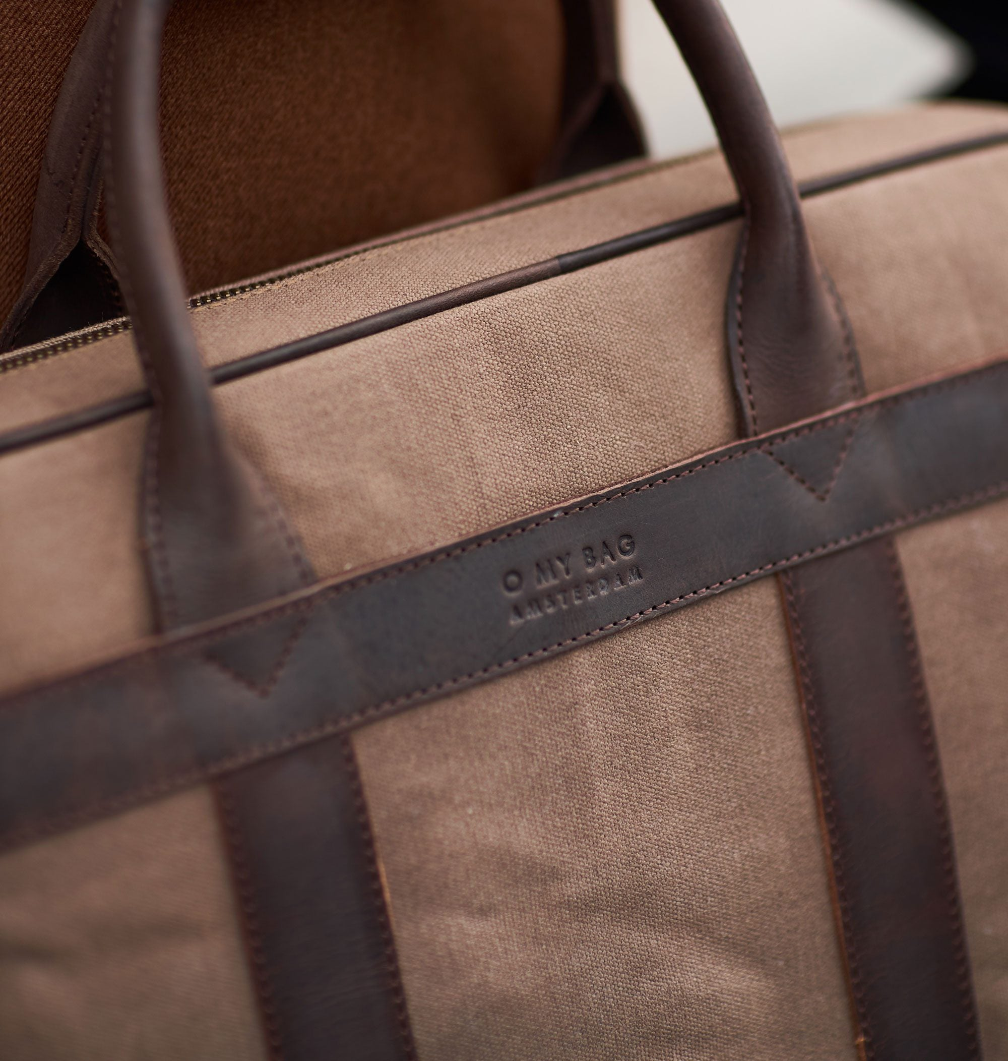 Looking for an O My Bag made out of GOTS certified material? Click here to browse our canvas collection.
