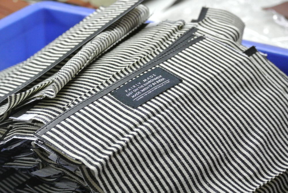 Our Signature Lining at STC Factory