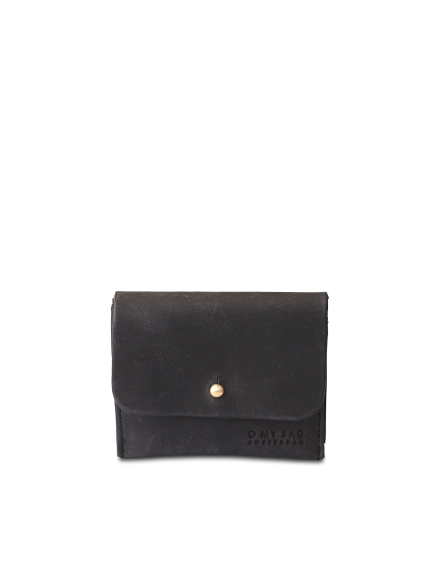 Recommended: Cardholder - Black Hunter Leather