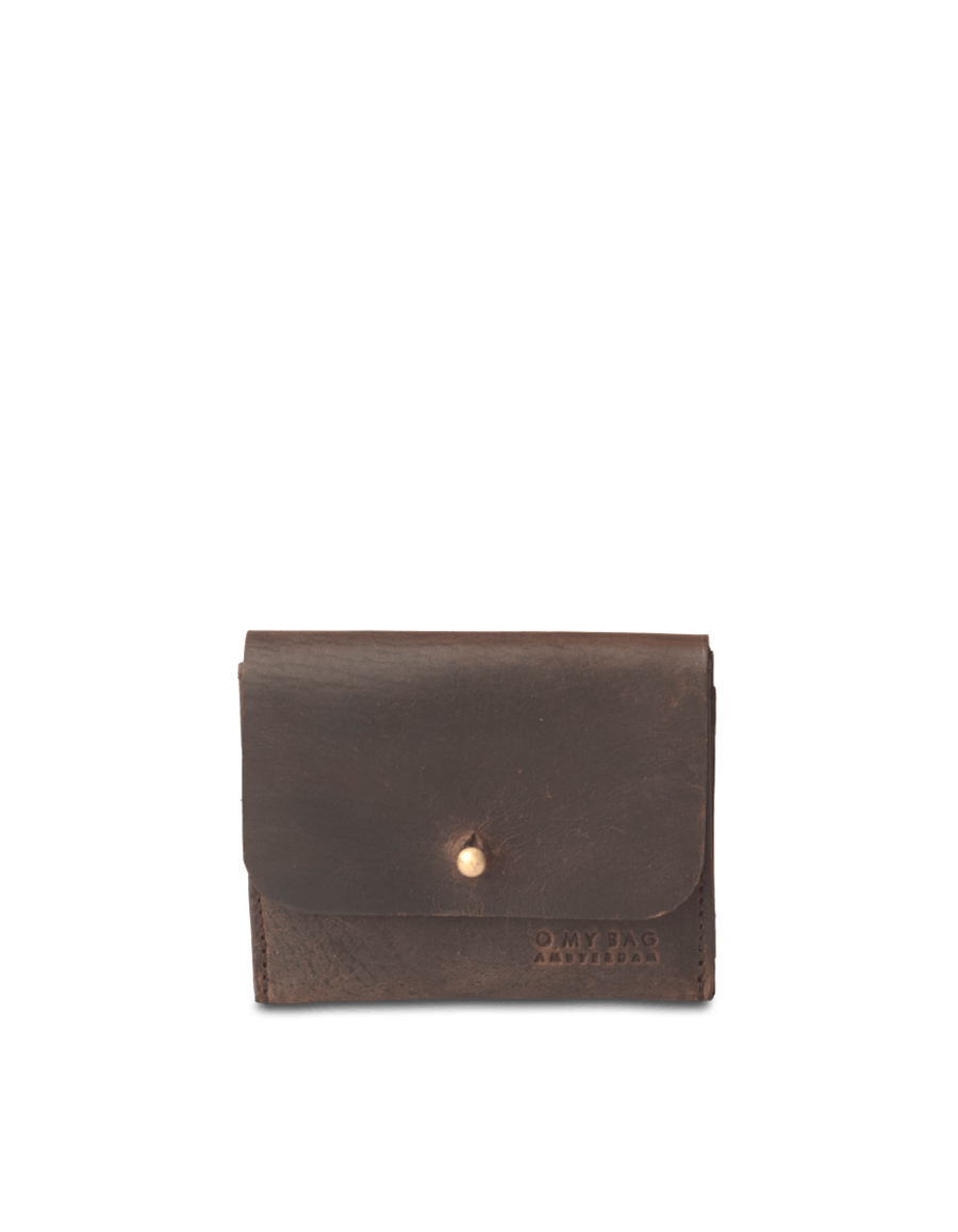 Recommended: Cardholder - Dark Brown Hunter Leather
