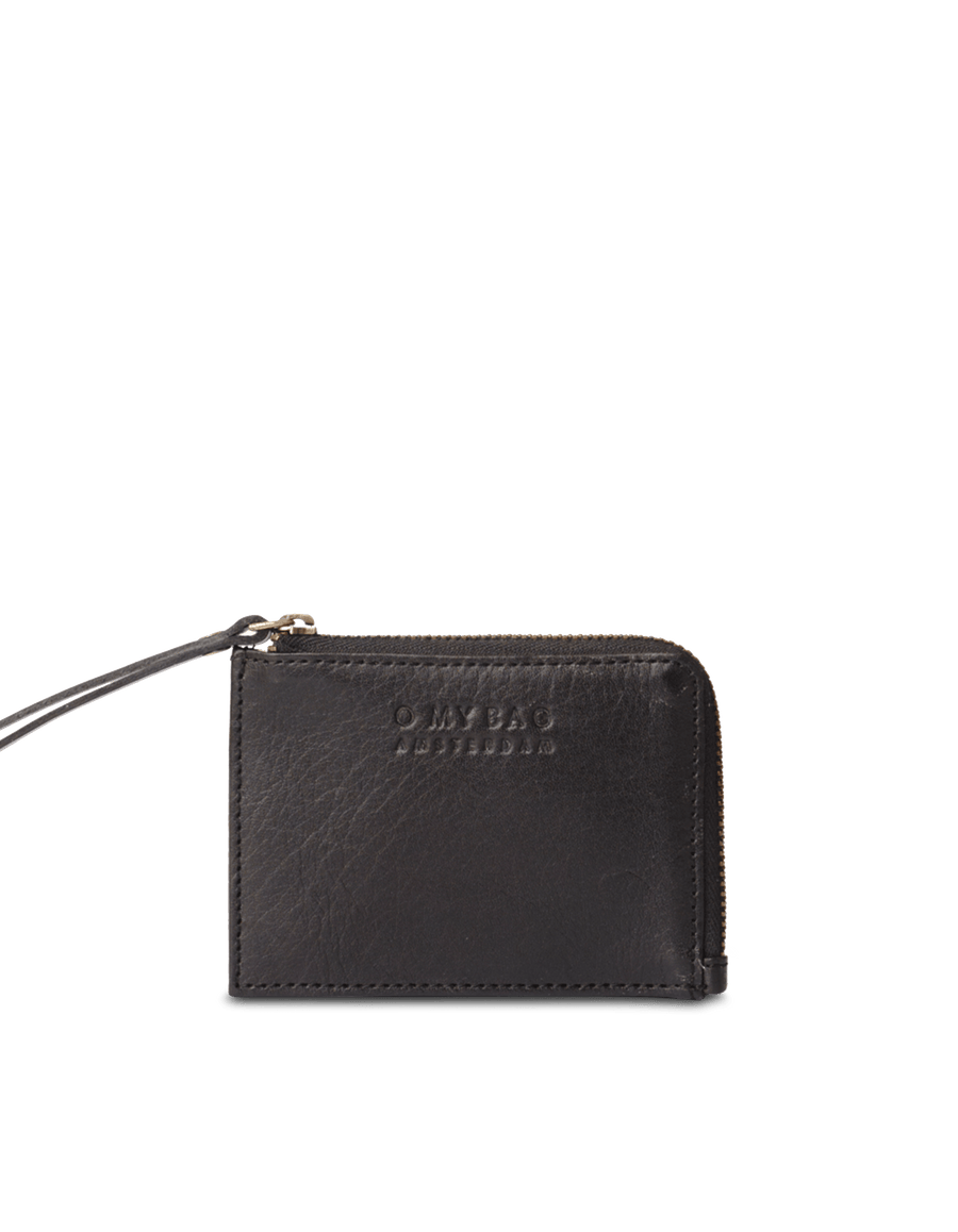 Recommended: Coin Purse - Black Classic Leather