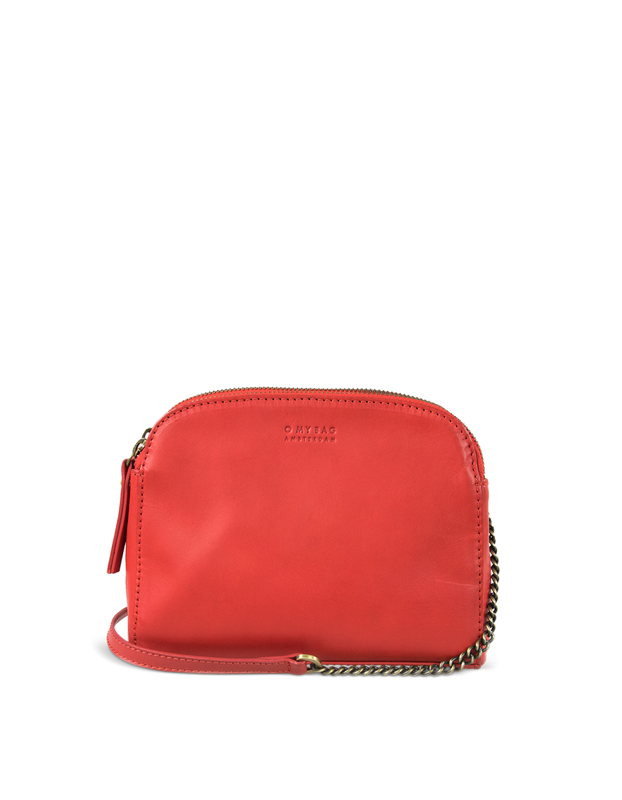 Recommended: Emily - Red Classic Leather