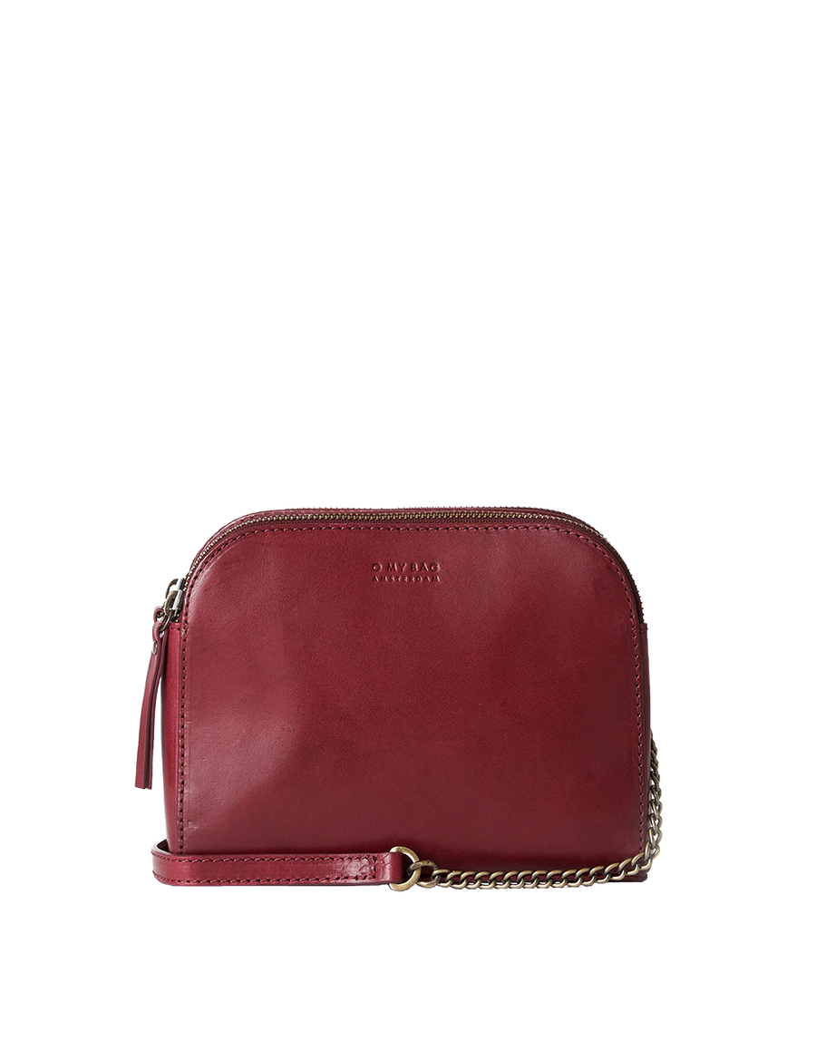 Recommended: Emily - Ruby Classic Leather